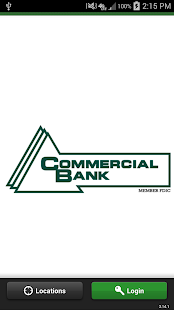 Commercial Bank for Android - screenshot thumbnail