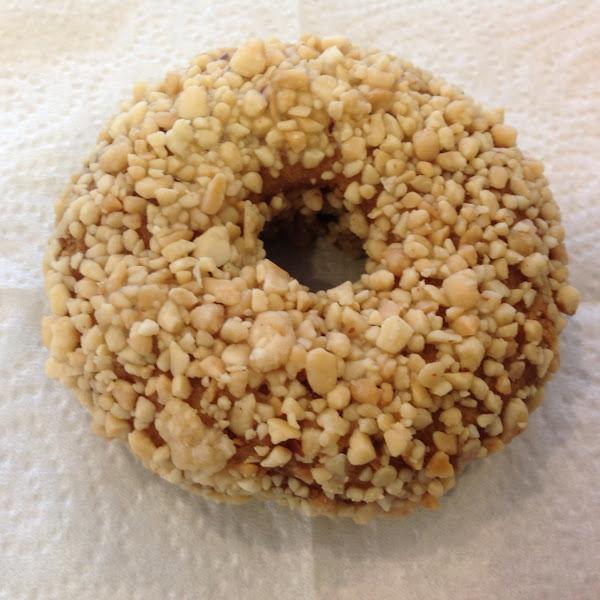 Mmm Peanut Donut