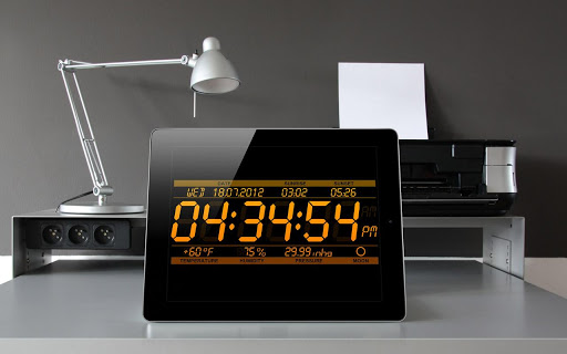 Weather Clock Plus