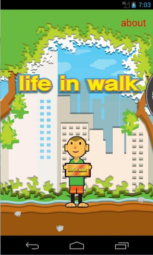 Walking in Life 생활걷기