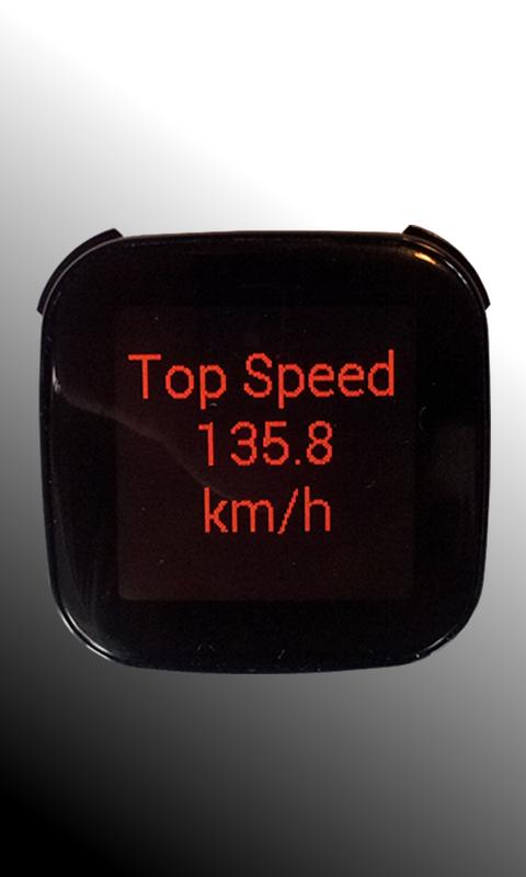 SpeedWatch - screenshot