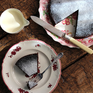 Decadent Raspberry And Coconut Chocolate Torte