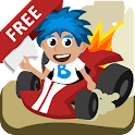 A-Kart Paperboy : Runner Game icon