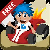 A-Kart Paperboy : Runner Game