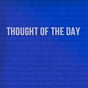 Apk game  Thought of The Day   free download