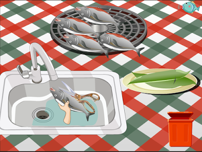 Finland Fish Cooking- screenshot thumbnail