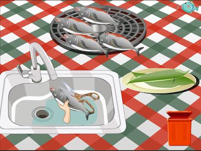 Finland Fish Cooking - screenshot thumbnail