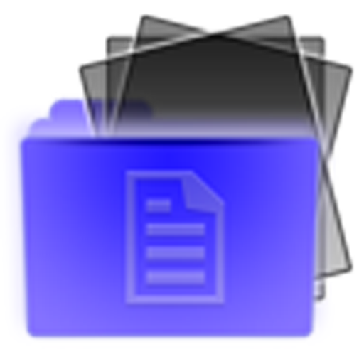 Droid File Manager LOGO-APP點子