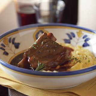 Short Ribs Braised with Barolo.