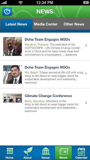 COP18 CMP8 – Doha 2012