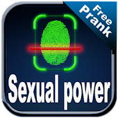 Fingerprint Sex Power Prank