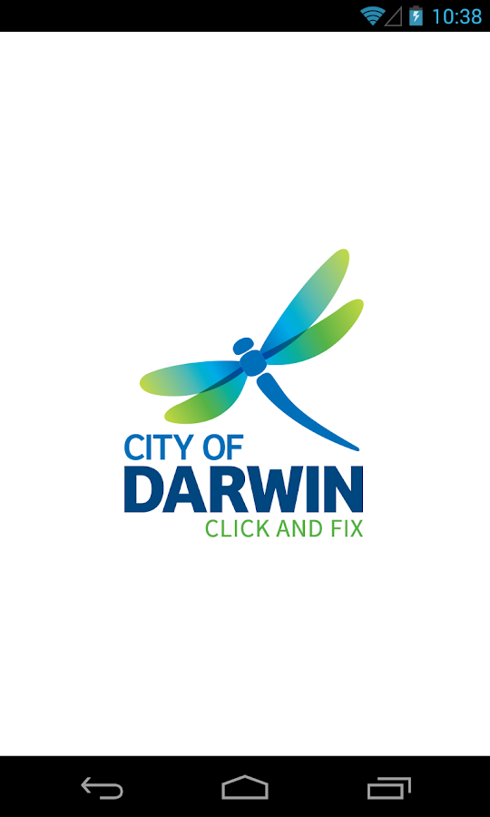 Darwin Click and Fix- screenshot