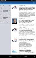 Screenshot of Citi News