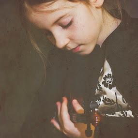 Nutka by Agnieszka Pogorzałek Gross - Babies & Children Child Portraits ( music, portraits )