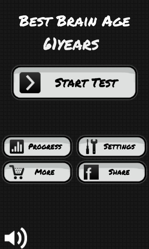 Brain Age Game- screenshot