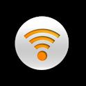 Orange wifi icon