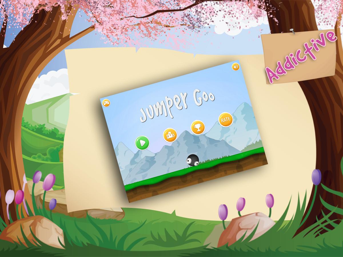 Jumper Goo HD - screenshot