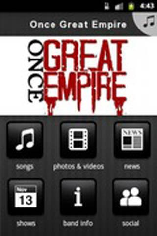 Once Great Empire - Official