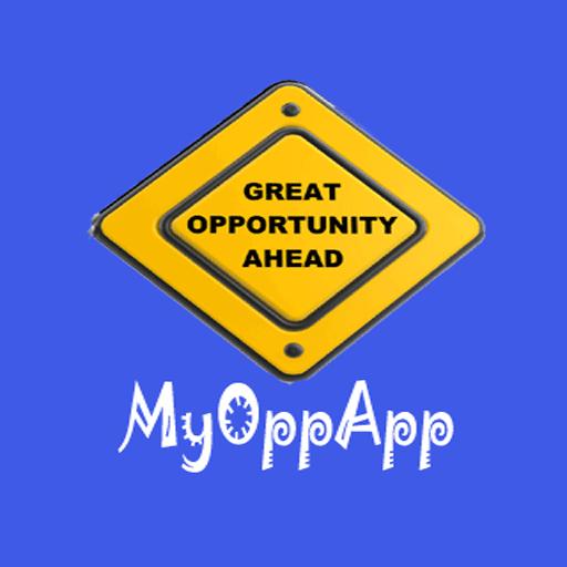 MyOppApp LOGO-APP點子
