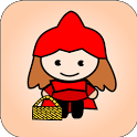 Little Red Riding Hood Book icon