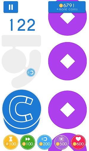 【免費街機App】Swipey Circle-APP點子