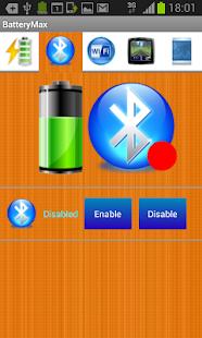 BatteryMax 電池保護程式