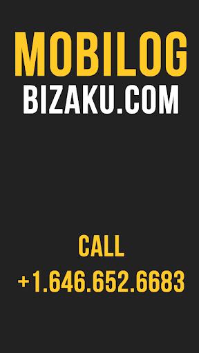 Bizaku Mobilog Demo 1.0 screenshots 2