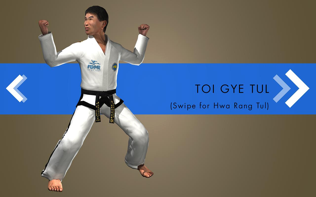 This is TKD 3D vol1- screenshot