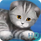 Silvery the Kitten Lite icon
