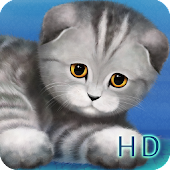Silvery the Kitten HD Lite