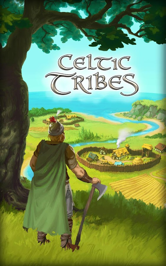 Celtic Tribes - Building MMOG - screenshot
