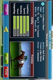 Virtual Horse Racing 3D Screenshot 3