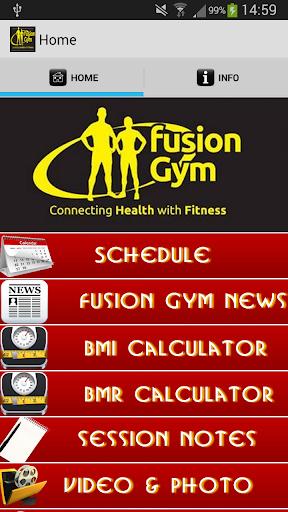 Fusion Gym UK