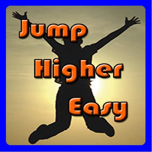 Jump Higher Easy LOGO-APP點子