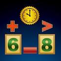 6 in 1 – Kid's Math logo