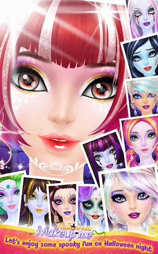 Halloween Makeup Me 1.2 screenshots 4