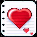 Always love - Love quotes icon