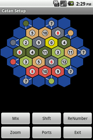Catan Setup- screenshot