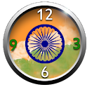 Indies India Clock Widget icon