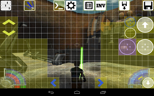 Jedi Academy Touch - screenshot thumbnail