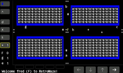 RetroMaze Lite - screenshot thumbnail