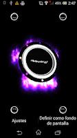 Screenshot of Speaker LiveWallpaper 3D Free