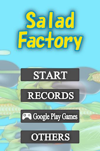 【免費動作App】Salad Factory-APP點子