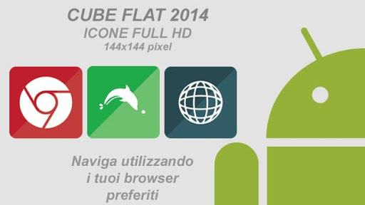 Flat UI Go Launcher EX Theme Download - Flat UI Go Launcher EX Theme 1.1 (Android) Free Download - M