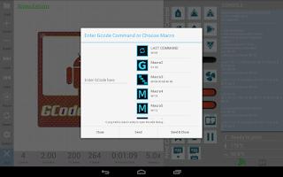 Screenshot of GCodePrintr - The 3D Print App