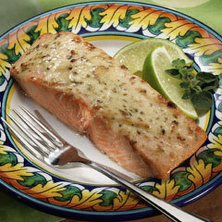 Magically Moist Adobo Salmon Recipe