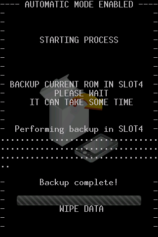 GalaxyUpdater- screenshot