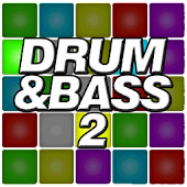 Drum & Bass Dj Drum Pads 2