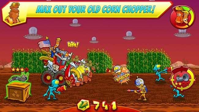 Farm Invasion USA - Premium- screenshot