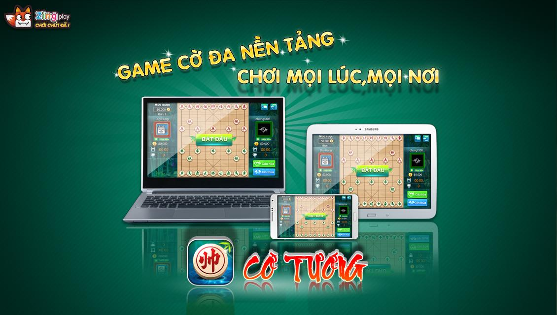 Co Tuong - Cờ Tướng - ZingPlay- screenshot